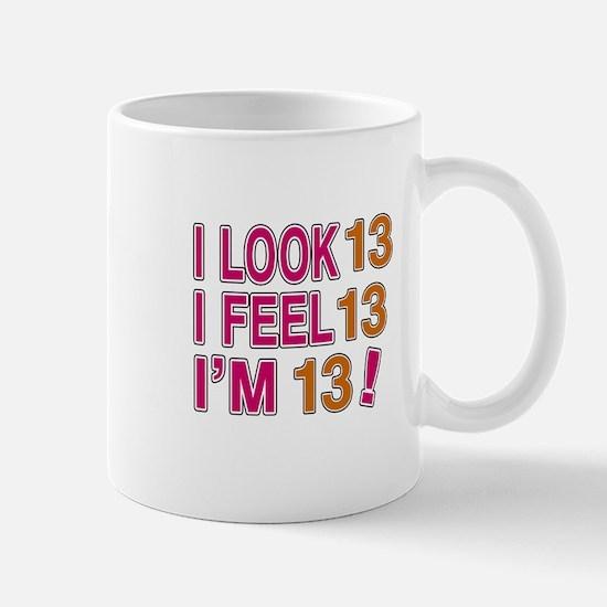 I Look 13 Mug