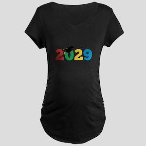 Class of 2029 Maternity T-Shirt