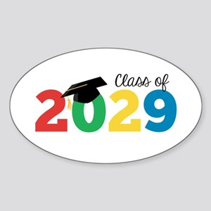 Class of 2029 Sticker