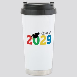 Class of 2029 Stainless Steel Travel Mug