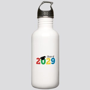 Class of 2029 Stainless Water Bottle 1.0L
