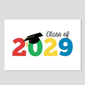 Class of 2029 Postcards (Package of 8)