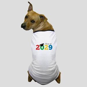 Class of 2029 Dog T-Shirt