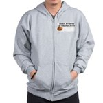 I have a friend in the industry Zip Hoodie