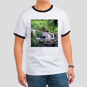 Hahalawe Falls Maui T-Shirt