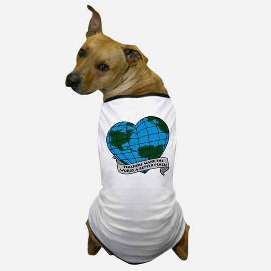 Presents for Teachers Dog T-Shirt