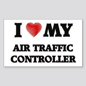 I love my Air Traffic Controller Sticker