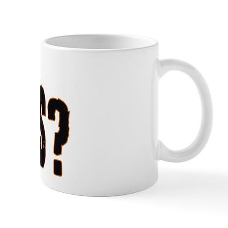 Got Ghosts? Mug