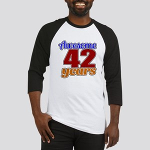 Awesome 46 Years Birthday Baseball Jersey