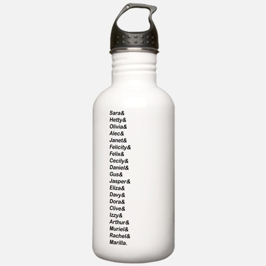 Avonlea Names Water Bottle