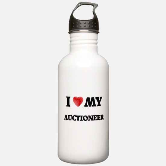 I love my Auctioneer Water Bottle