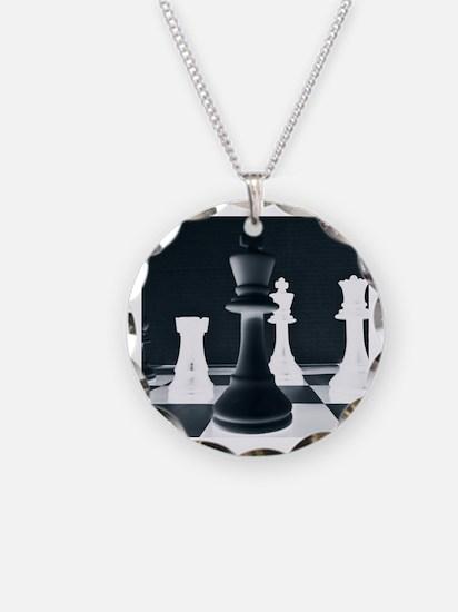 Unique Chess Necklace
