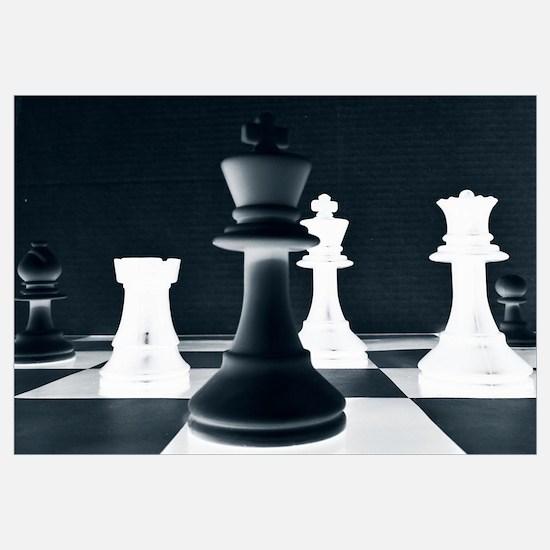 Unique Chess Wall Art