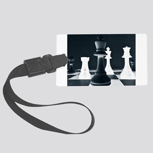 Master Chess Piece Luggage Tag