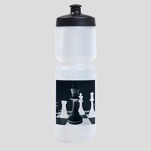 Master Chess Piece Sports Bottle