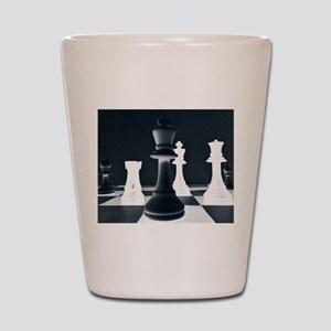 Master Chess Piece Shot Glass