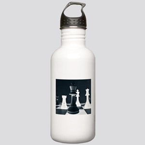 Master Chess Piece Water Bottle