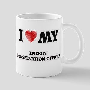 I love my Energy Conservation Officer Mugs