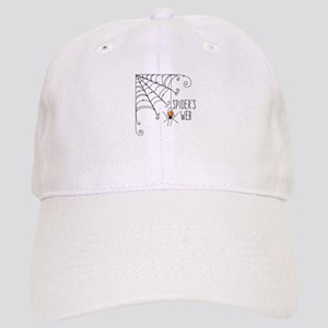 Spiders Web Baseball Cap