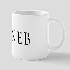 I Love NEB Mug