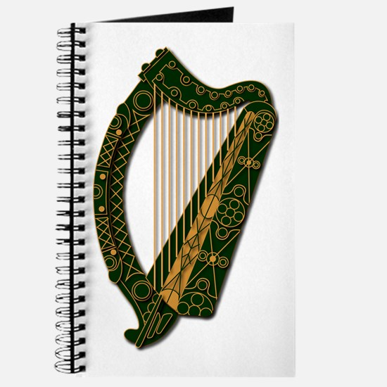 Harp-Ireland Coat Of Arms-Journal Journal