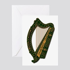 Ireland Coat Of Arms-Greeting Greeting Card