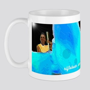 Night time swing Mug