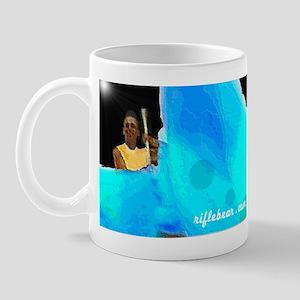 Night time swing Mug