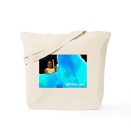 Night time swing Tote Bag