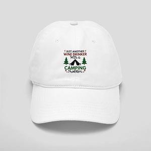 9d4a6455d01bf Drunk Camping Hats - CafePress