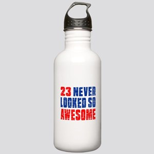 23 Never looked So Muc Stainless Water Bottle 1.0L