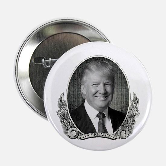 """Trump Money 2.25"""" Button"""