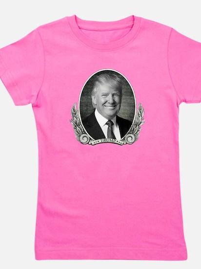 Funny President 2016 Girl's Tee