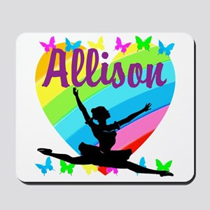 PERSONALIZED DANCE Mousepad