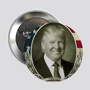 "Flag Portrait 2.25"" Button"