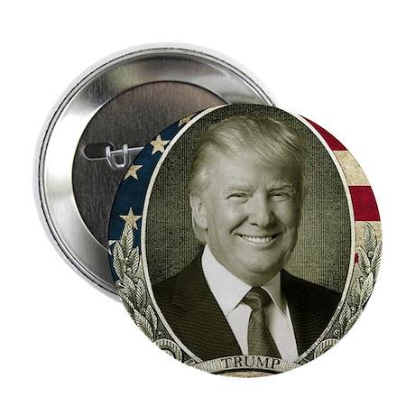 """Flag Portrait 2.25"""" Button"""