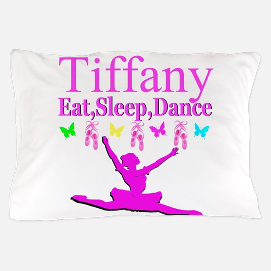 PERSONALIZED DANCE Pillow Case