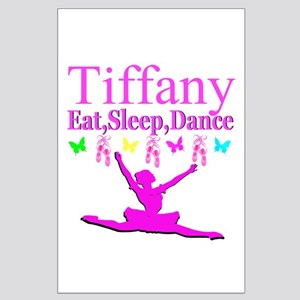 PERSONALIZED DANCE Large Poster