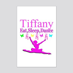 PERSONALIZED DANCE Mini Poster Print