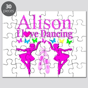 PERSONALIZED DANCE Puzzle