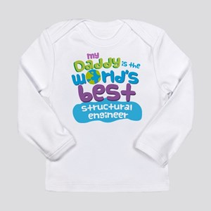Structural Engineer Gif Long Sleeve Infant T-Shirt
