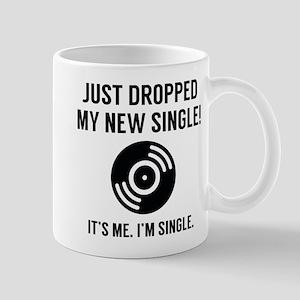 Dropped My New Single Mug