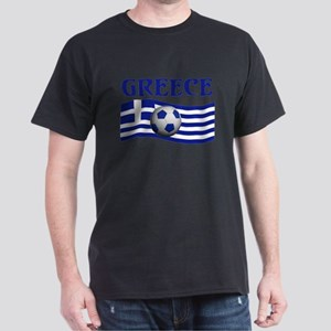TEAM GREECE WORLD CUP Dark T-Shirt