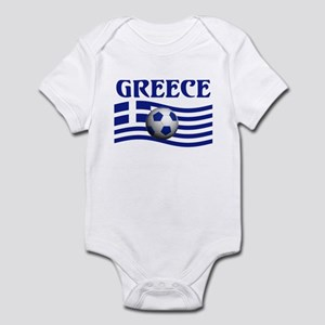TEAM GREECE WORLD CUP Infant Bodysuit