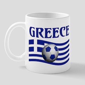 TEAM GREECE WORLD CUP Mug