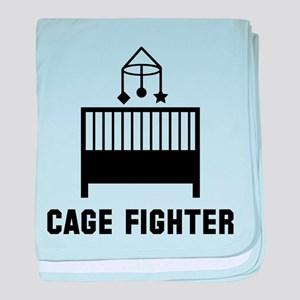 CribCageFighter1A baby blanket