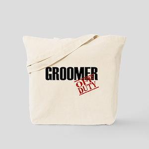 Off Duty Groomer Tote Bag