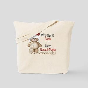 Who Needs Santa? Tote Bag
