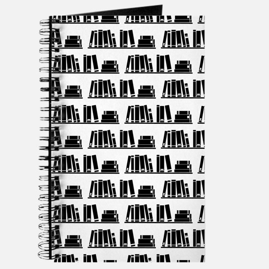 Book Lover Librarian Pattern Journal