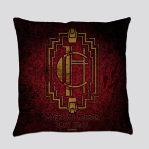 American Horror Story Hotel Icon Everyday Pillow